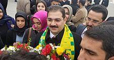 AK Parti Şanlıurfa belediye başkan adayları kente geldi
