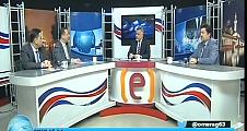 Edessa Tv Canlı Yayında Depreme Yakalandı (VİDEOLU)