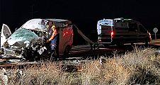 Feci kazada: 1 ölü 5 yaralı
