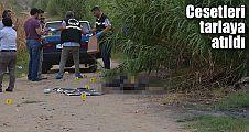 İki kardeş, pompalı tüfekle öldürüldü
