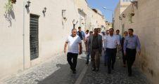Tarihi sokaklar Büyükşehirle hayat buldu
