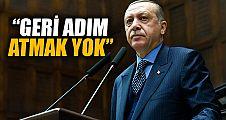 Cumhurbaşkanı Erdoğan'dan 'Afrin' çıkışı