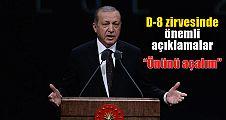Cumhurbaşkanı Erdoğan'dan 'Milli Para Birimi' açıklaması