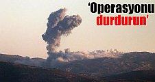İran'dan Türkiye'ye 'Afrin' çağrısı!