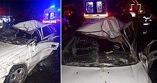 Otomobil ile kamyon çarpıştı! Ölü ve yaralılar var