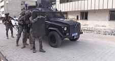 Şanlıurfa'da eş zamanlı operasyon: 43 gözaltı