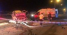 Şanlıurfa'da feci kaza! 6 yaralı