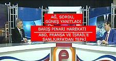 MHP İl Başkanı Güneş'ten, Barış Pınarı Harekatı açıklaması (videolu)