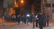 Şanlıurfa'da Suriyeli'lerin kaldığı eve pompalıyla ateş açıldı