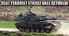 TSK'dan Afrin açıklaması!