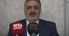 Remzi Türkmen AK Parti İl Başkanlığına adaylığını açıkladı