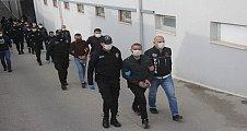 Uyuşturucu operasyonunda: 9 tutuklama