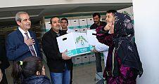 Haliliye Belediyesi Çölyak Hastalarını Unutmadı