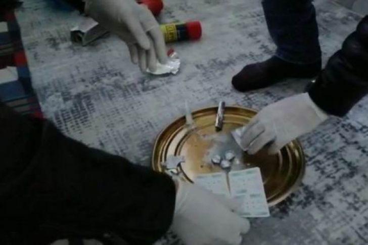 Uyuşturucu operasyonunda 10 gözaltı