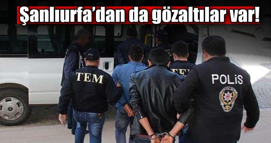 Uyuşturucu operasyonunda 25 gözaltı