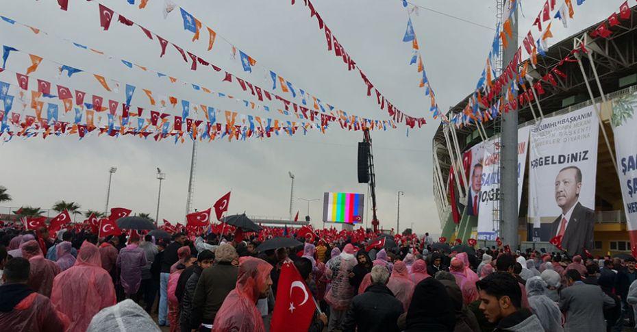 Vatandaşlardan Büyükşehir Belediyesine tam not