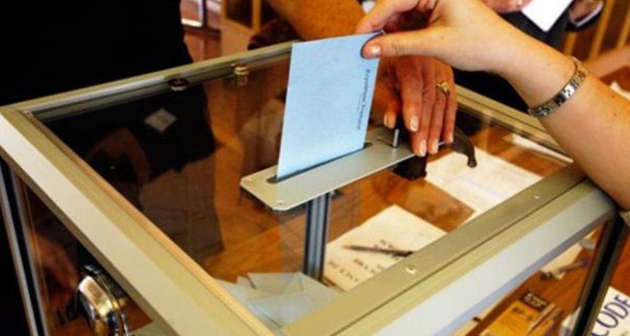 ... Ve oy kullanma işlemleri başladı!