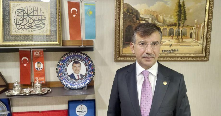 Vekil Cevheri'den 23 Nisan açıklaması