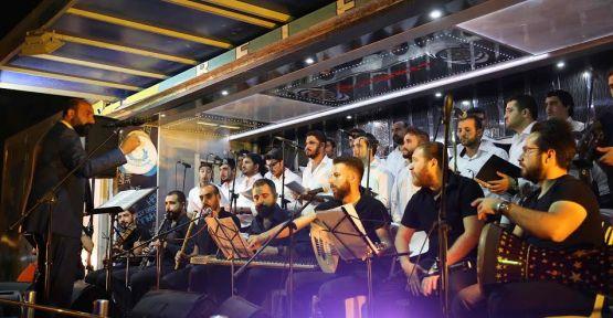 Veysel Karani mahallesi'nde tasavvuf konseri