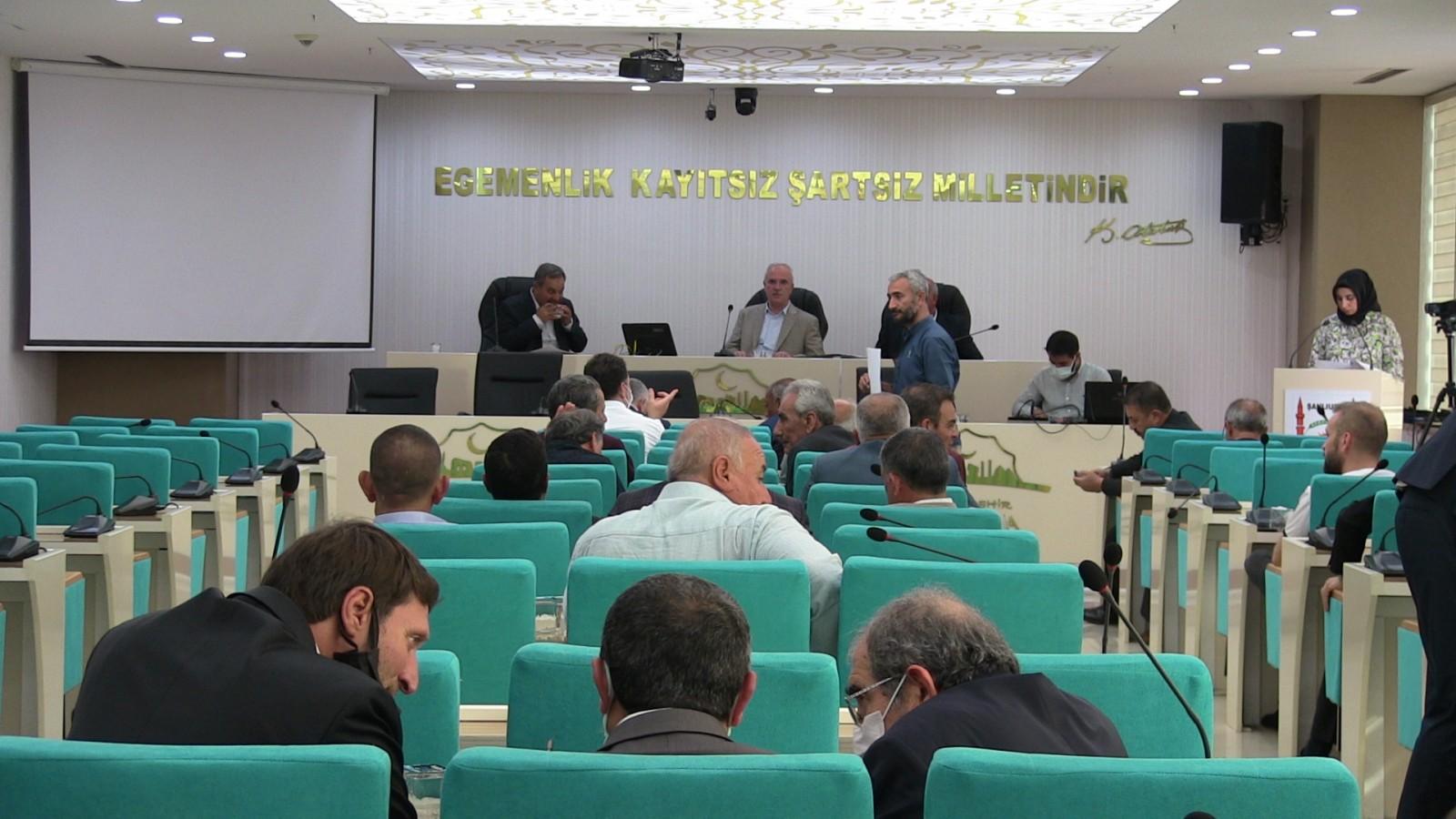 Viranşehir'deki  imar planı meclisten geçti