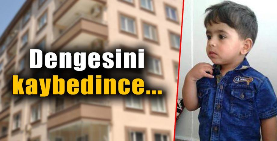 Viranşehir'de feci olay! küçük çocuk hayatını kaybetti