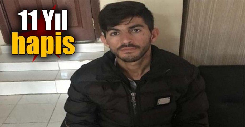 Viranşehir'de gasp suçundan aranan şahıs yakalandı