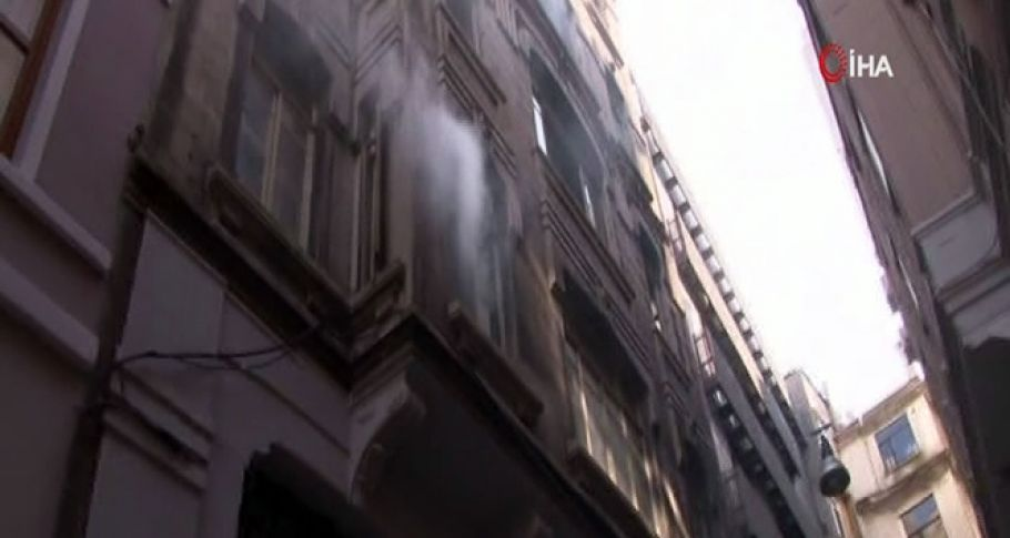 yangın faciası! 4 Ölü
