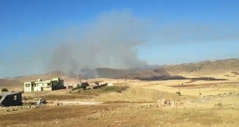 Yangın ile ilgili birbirini suçlayan aileler arasında silahlı kavga: 1 ölü, 6 yaralı