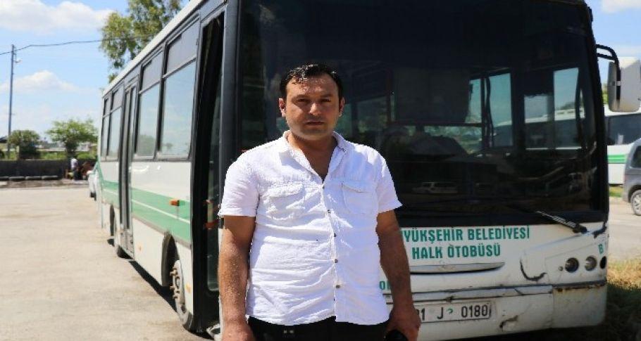 Yaşlı adamı otobüsten atan şoföre ceza yağdı