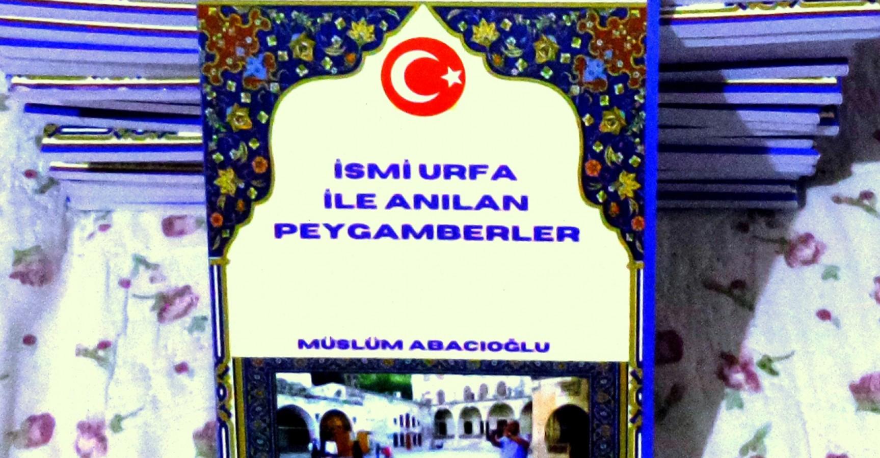 Yazar Abacıoğlu'nun yeni kitabı raflarda