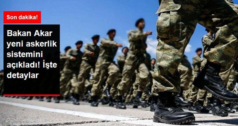 Yeni Askerlik Sistemi Açıklandı(Videolu)