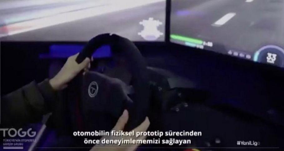 Yerli otomobile üst düzey sürüş testi