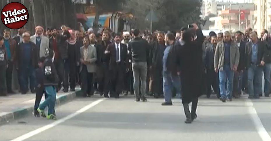 Yeşildirek Mahalle sakinleri Bakan Fakıbaba ile görüştü