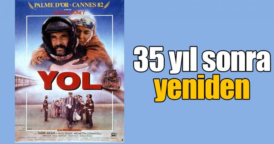 'Yol'  Cannes'da!