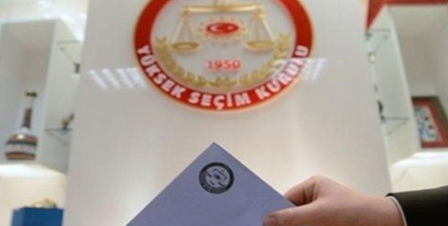 YSK Seçim sonuçlarını açıkladı!