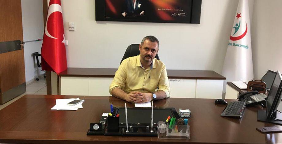 Yusuf Yavuz, Eyyübiye Devlet Hastanesi Başhekimliğine atandı