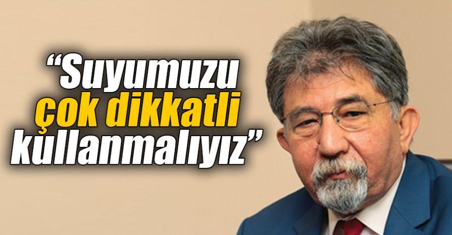 Ziraat Odası Başkanı Güngör'den 'kuraklık' uyarısı